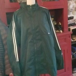 NWOT Adidas light weight jacket, Large